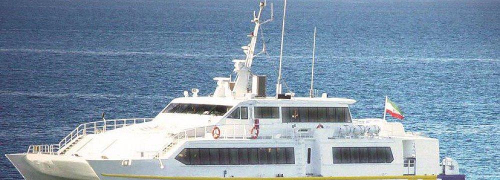 Bushehr Cruise Ship Set for May 12 Launch
