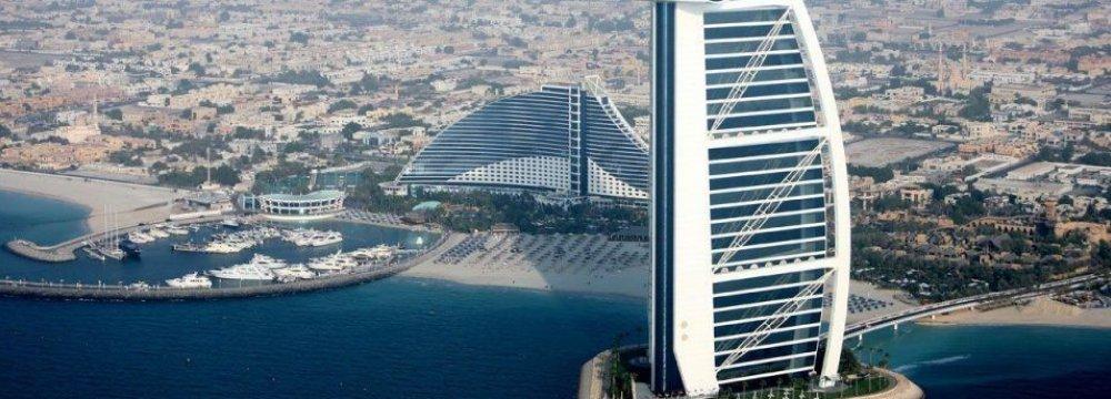 Dubai Hotel Rates Fall Due to Supply Rise