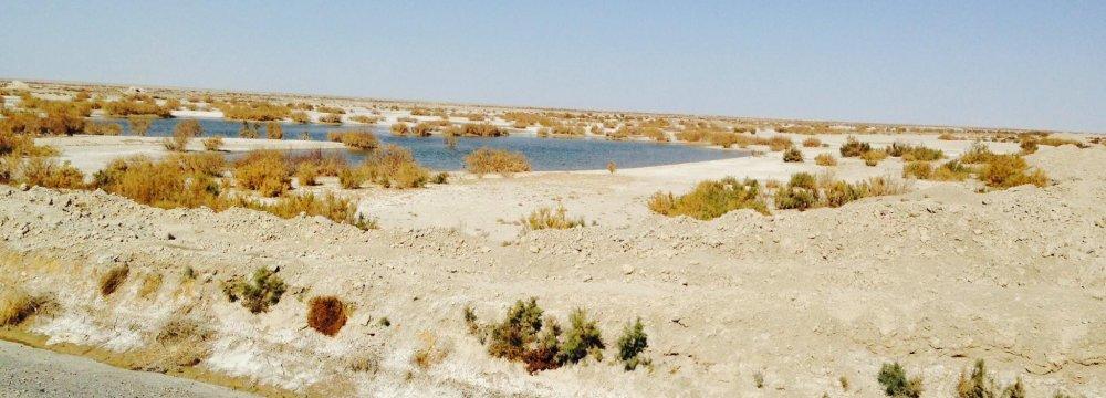 Afghanistan Destroying Hamoun Wetlands