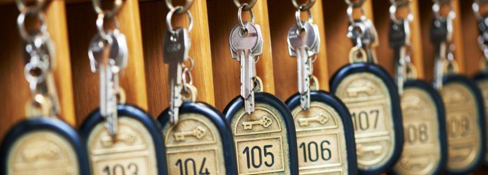 Decline in Hotel Occupancy Rates