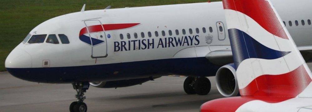 Bed Bugs Pervade British Airways Flight