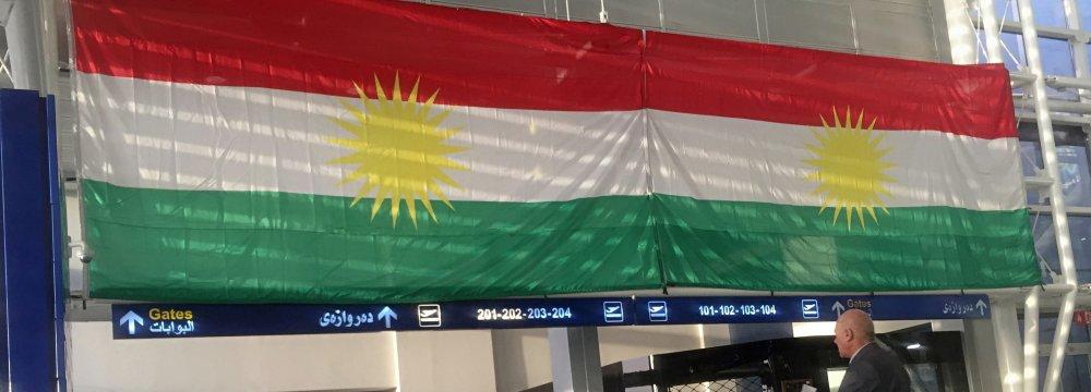 Iran Unaffected by Flight Bans to Iraqi Kurdistan