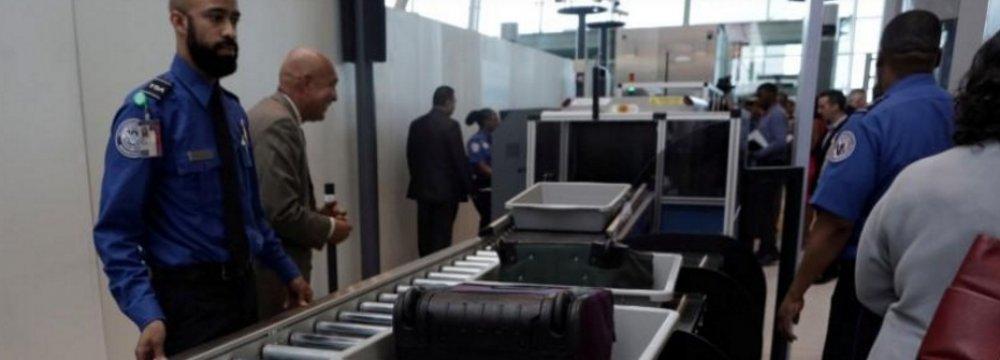 US Ending Laptop Ban on Saudi Arabian Airlines