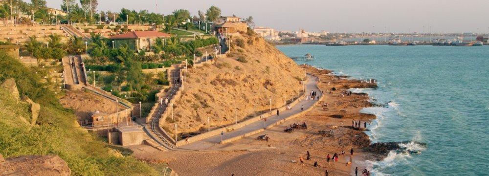 The plan is to build seven holiday resorts along Makran coast.