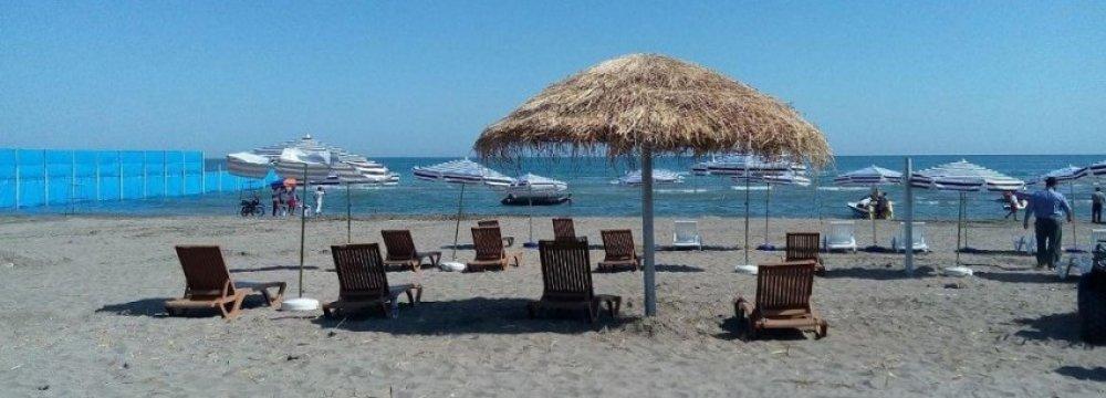 8 Caspian Tourism Spots Identified