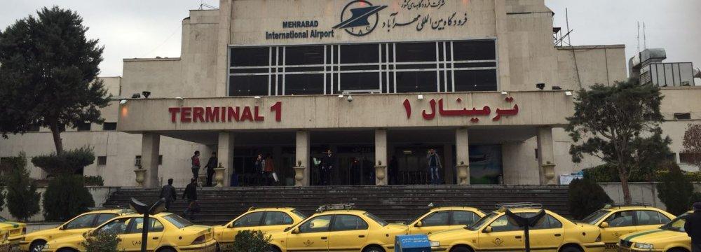 Mehrabad's Terminal 1 on Nat'l Heritage List