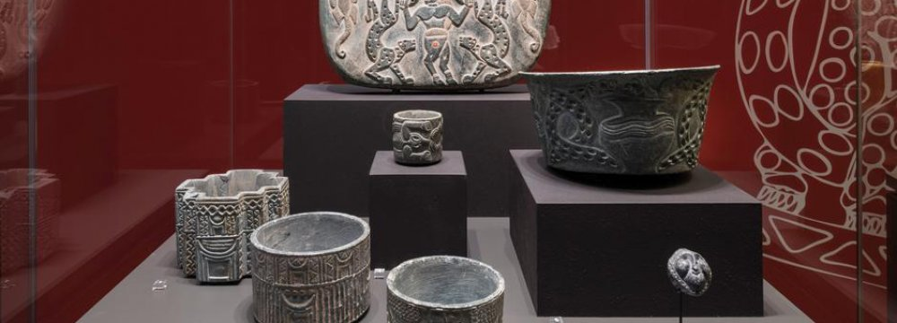 Historical Relics to Return From German Exhibition in a Week