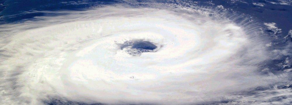 Sahara Greening May Affect Global Cyclone Activity