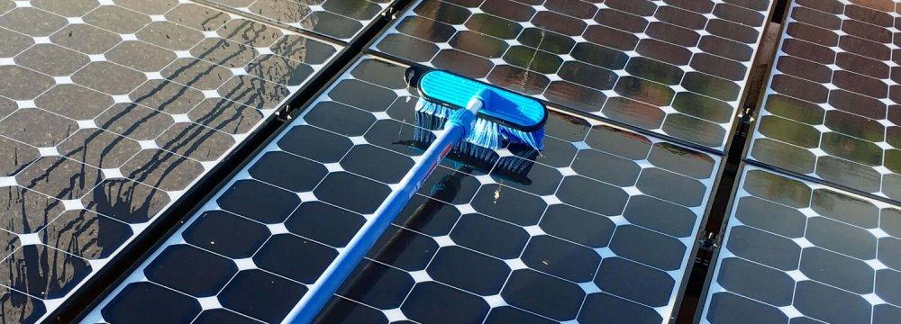 Air Pollution Stifling  Solar Energy Production