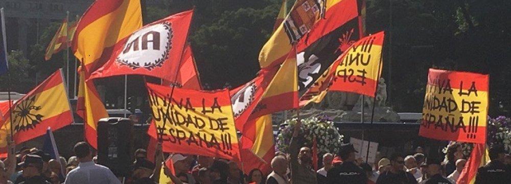 Spain Buckling Under Anti-Tourism Pressure