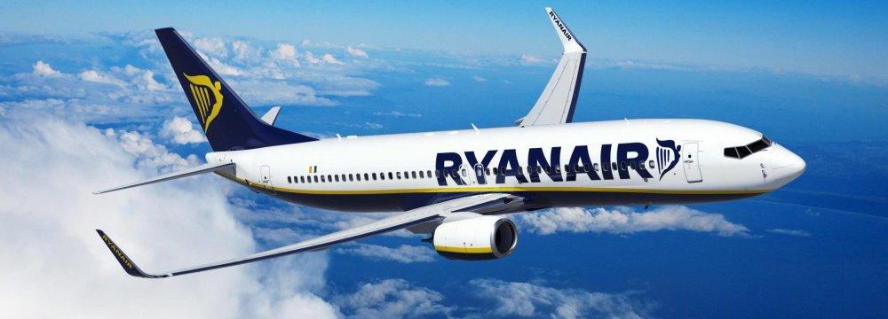 Ryanair Pilot Strike Cancels Flights