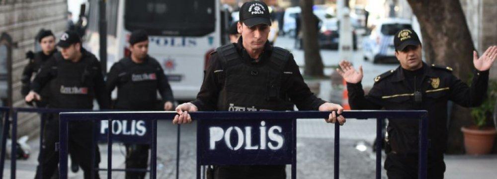 IMF: Turkey Tourism  Woes Slash GDP