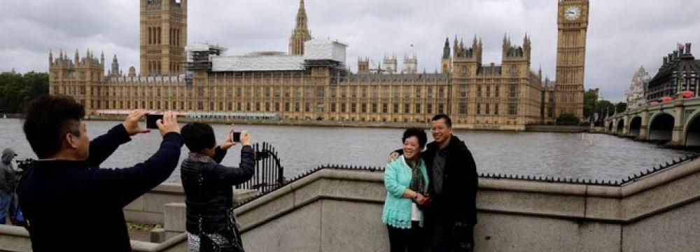 Visitors to Post-Brexit Britain Decline in Q3 2017