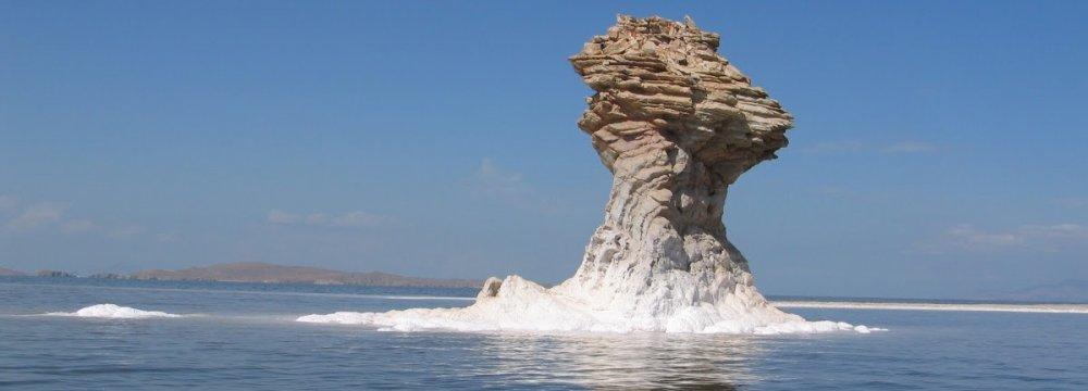 Urmia Lake Recovery on Track, Despite Setback
