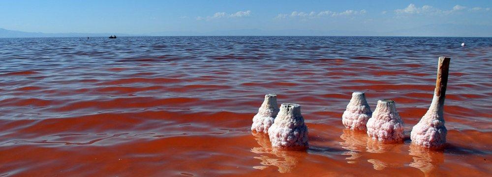 Lack of Funds Delaying Urmia Lake Restoration
