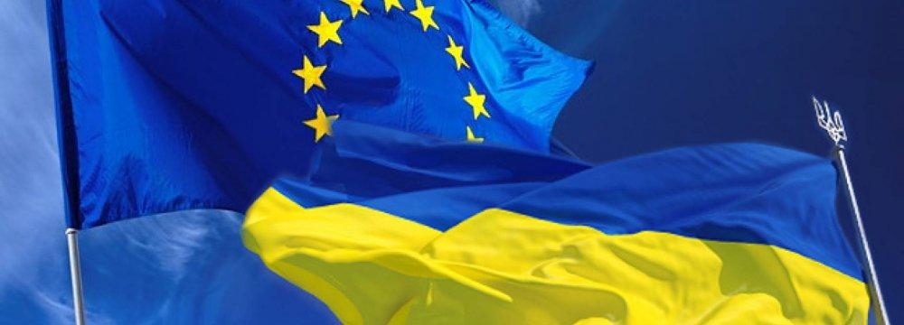 European Parliament Backs Visa Waiver for Ukrainians