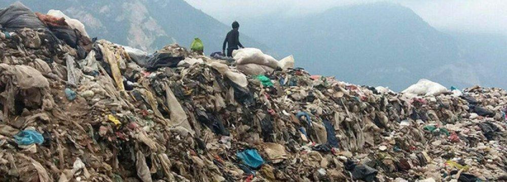 Lack of Waste Management  Hampers Haraz Dam Operation