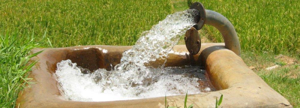 Treated Wastewater to Irrigate South Khorasan Farmlands