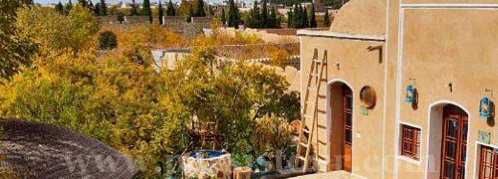Yazd Ecolodges a Big Hit