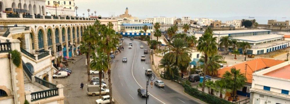 Algeria Downturn Continues