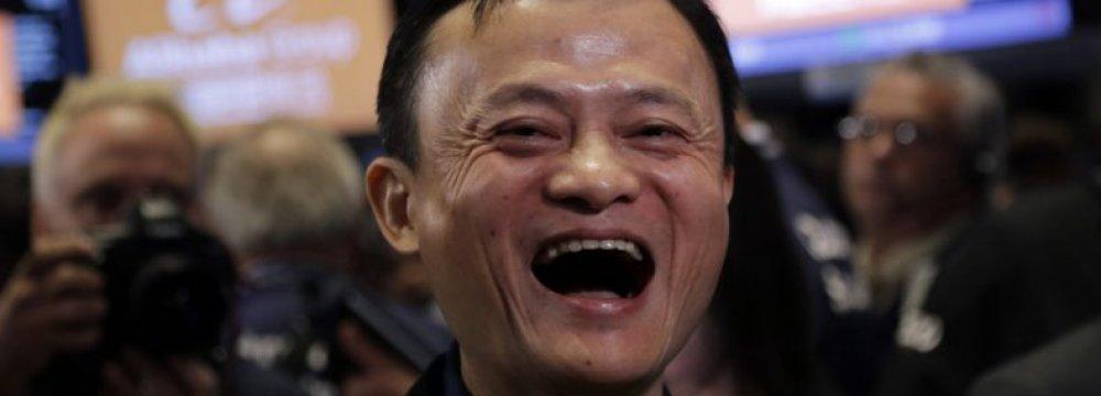 Alibaba Q1 Profit Hits $1.55 Billion