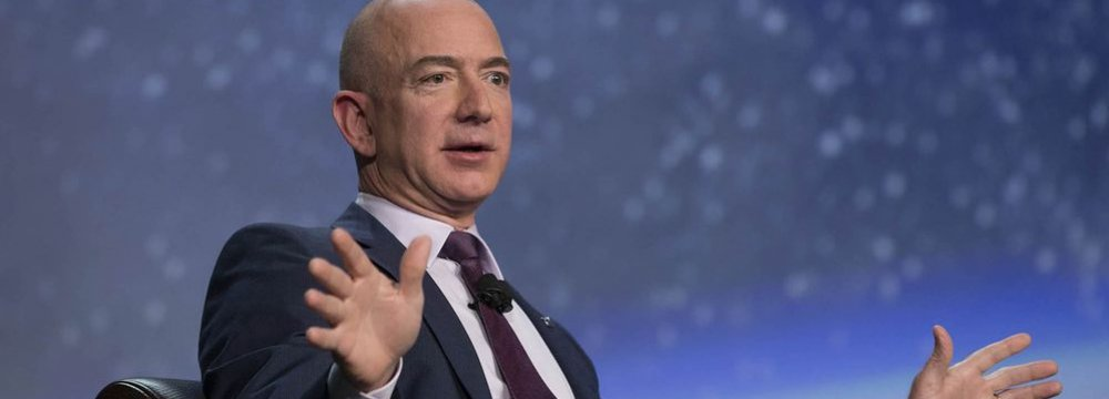 Amazon Sells $1b in Stock