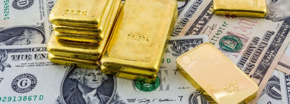 Asian States Selling USD, Buying Gold