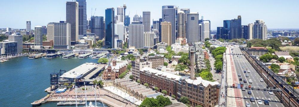 Australia Investment Outlook Positive