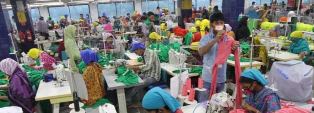 Bangladesh GDP Growth Above 7%