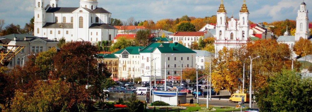 Belarus GDP Grows