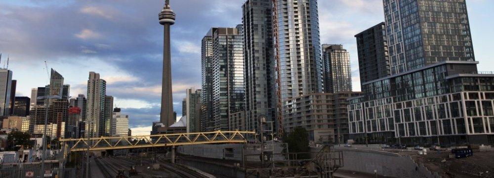 Canada Economy Picking Up Steam