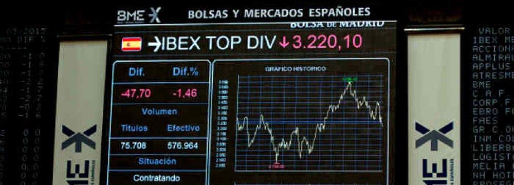 Catalan Vote Jolts Spain Markets