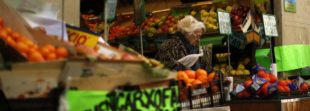 Catalonia Main Risk to Spain Growth