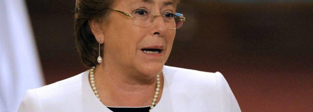 Chile Censures World Bank Bias