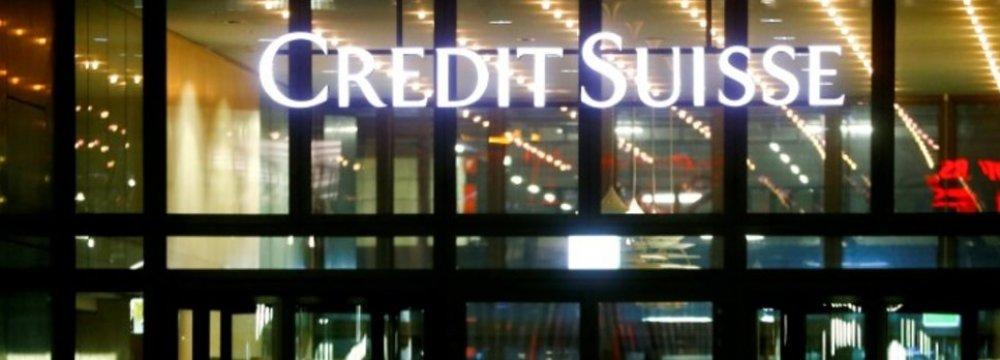 Credit Suisse Near $360m Deadline in Fraud Suit