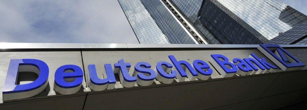 Deutsche Bank Fined