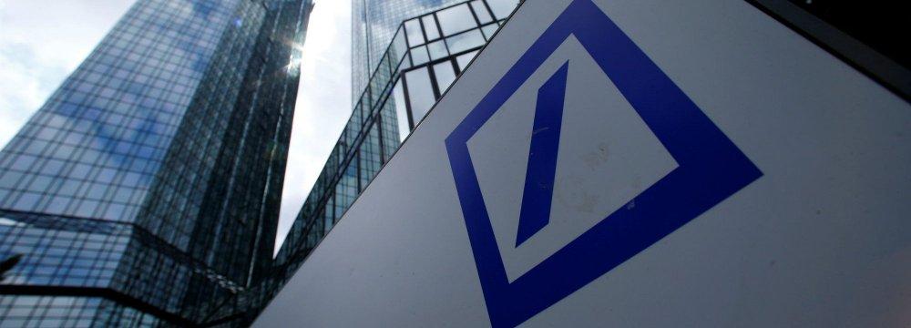 Deutsche Bank Will Cut 7,000 Jobs
