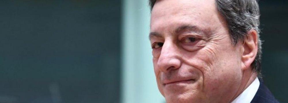Draghi's QE Era Seen Ending