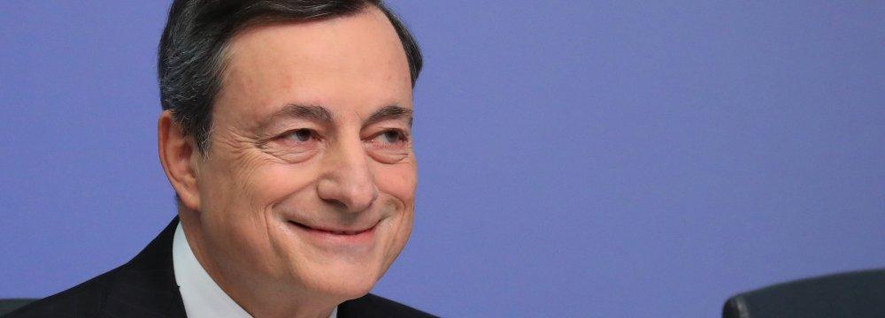 ECB Urges Prudence