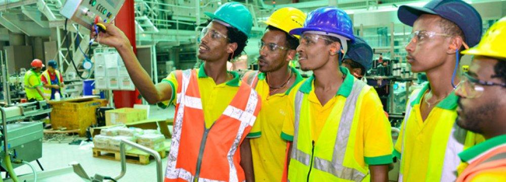 Ethiopia Should Maintain Momentum