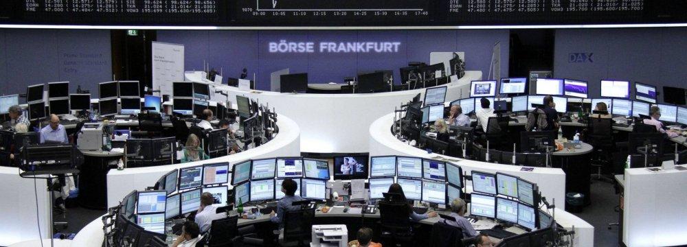 The Frankfurt Bourse