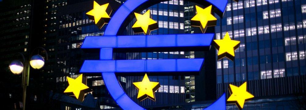 Eurozone Bond Yields Fall