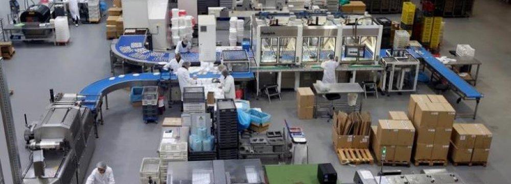 Eurozone PMI in Good Shape