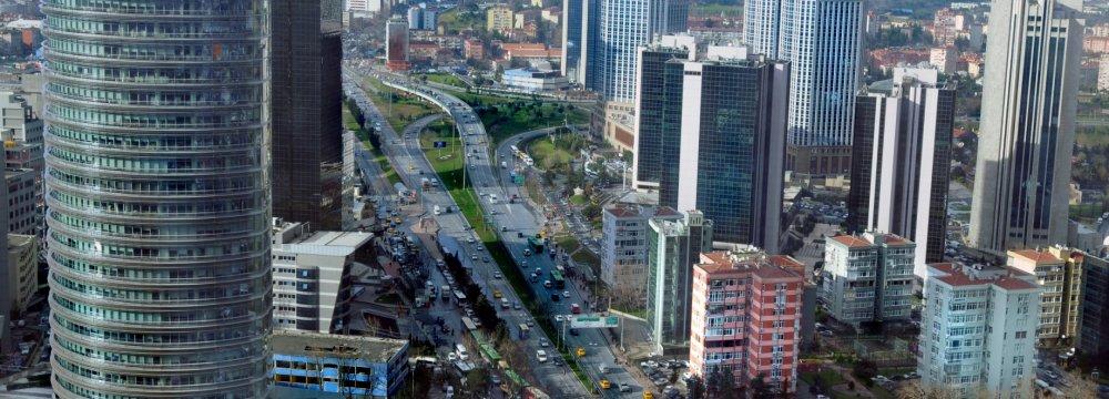 FDI in Turkey Increasing