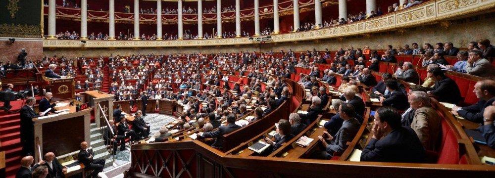 French MPs Slash Wealth Tax