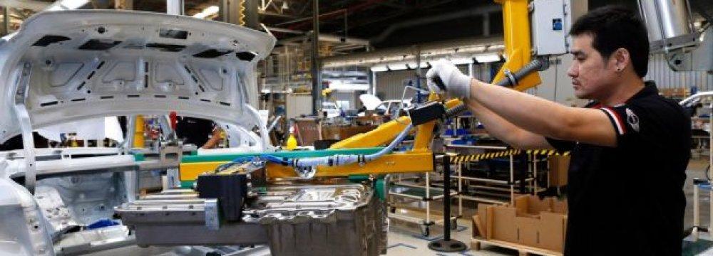 German Industrial Orders Rise