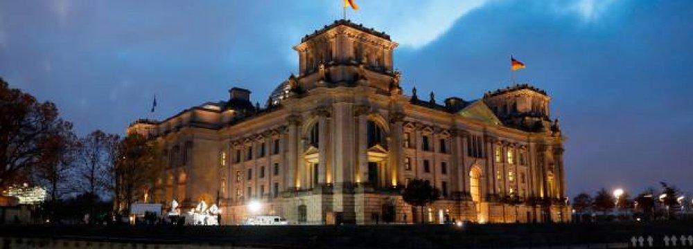 Germany Pushing Euro Reform