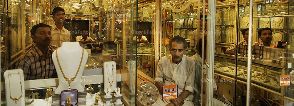 Gold Demand Slides to 7-Year Low