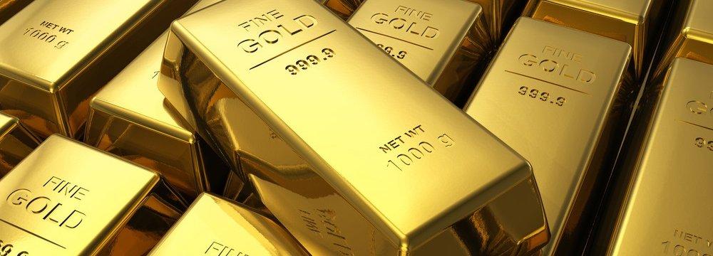 Gold Steadies Below $1,250