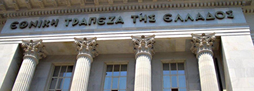 Greece Bank Deposits Rising